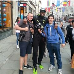 LeBron James at the #London2012 Olympics