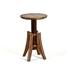 Country Bar & Counter Stool from Artful Home
