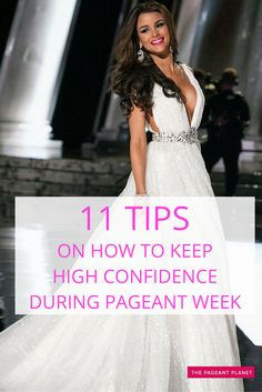 Pageant Week can probably be the equivalent of running a marathon in heels; or close to it. It means long days and short nights. All the while you have to stay in tip-top pageant shape, mind and body; and not blow all your hard work and preparation in the days leading up to your moment on the stage. Just how to make it through the week depends on you, but here are some fool proof tips to get you through it.
