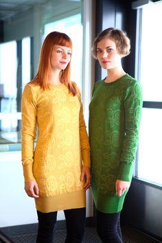 Knitted jumper Rose - KAINO Knitwear SS13