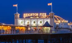 The city fringe festival's managing director has sneered at the seafront's tack, but the resort doesn't operate under pastime apartheid – chips can mix with culture