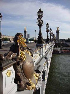 Pont Alexandre  - Paris