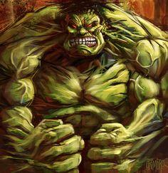 Always Angry by *Grimbro  —-x—-  More: |Hulk|Random|