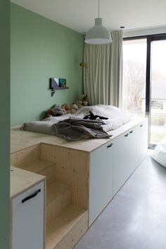 28 Awesome Small Bedroom Design Ideas How to Decorate a Small Bedroom Small Bedroom Designs, Small Room Design, Kids Room Design, Bedroom Small, Bedroom Furniture Design, Home Furniture, Bedroom Decor, Bedroom Ideas, Cheap Furniture