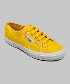 Sunflower 2750 Cotu Classic Sneaker - Women by Superga on #zulily