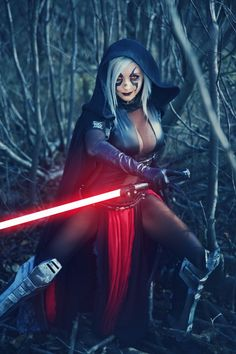 Sith Lord (Star Wars) Jessica Nigri [#Cosplay]
