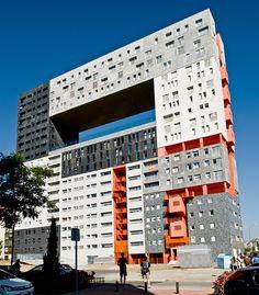 MVRDV | Mirador de Sanchinarro - Madrid