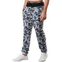 Prezzi e Sconti: #Pantaloni in felpa camouflage grigio s  ad Euro 17.99 in #Grigio #Mens trousers