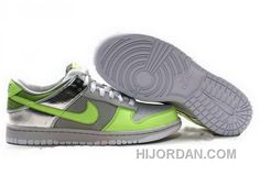 outlet store be866 e747d Inexpensive Womens Nike Dunk Sb Low Cut Shoes Grey Silver Green, Price  - Air  Jordan Shoes, New Jordan Shoes, Michael Jordan Shoes