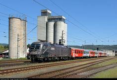 RailPictures.Net Photo: ÖBB 1116 182 7 Austria Federal Railways (ÖBB) ÖBB 1116 at Freistadt, Austria by Jaroslav Dvorak