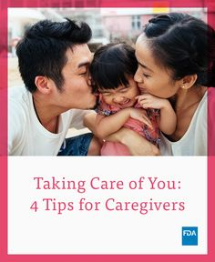 Caregiving can be stressful. Here's how to take care of yourself & others. #NWHW