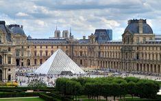 No. 35 Musée du Louvre, Paris - World's Most-Visited Tourist Attractions | Travel + Leisure