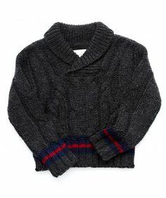 Baby Redmond Shawl Collar | Peek Kids Clothing