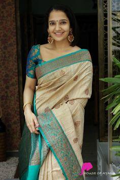 Wedding Lehenga Designs, Wedding Silk Saree, Bridal Blouse Designs, Saree Blouse Designs, Traditional Blouse Designs, Sarees For Girls, Set Saree, Cotton Saree Designs, Lehenga Saree Design