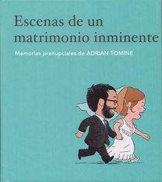 Escenas de un matrimonio inminente de Tomine desde TBEO Y NO LO CREO