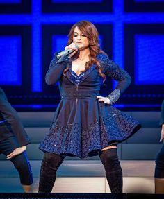 Times Square Gossip: MEGHAN TRAINOR HITS SIN CITY FOR HUGE CONCERT