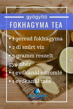 Gyógynövények, amiket rendszeresen fogyassz - fokhagyma tea recept szűrt vízzel Diet