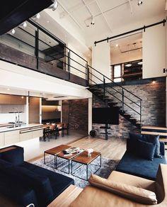Roller doors. Loft room