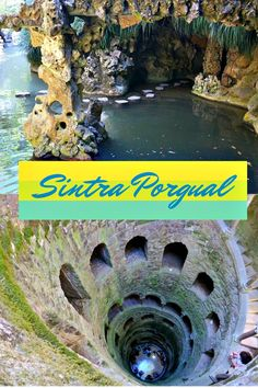 Sintra Portugal - Palaces and Secret Passages Await You. If you are visiting Lisbon, you can't miss this memorable place. I'll even bet it's your favorite stop during your visit! Click to find out more.  @venturists