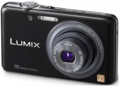 "PANASONIC дигитален фотоапарат DMC-FS22EP-K  ● 16 MP   ● 4x optical zoom   ● OIS   ● iA mode    ● 3 ""LCD touch screen   ● HD video recording (1280x720)   ● 84 MB of internal memory   ● Li-ion battery   ● BLACK"
