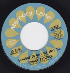 "Someone To Give My Love To/She's All I Got (7""/45 rpm) EPIC MEMORY LANE http://www.amazon.com/dp/B00IK1IPE4/ref=cm_sw_r_pi_dp_8qFNvb138JMTP"