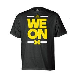 Adidas University of Michigan Basketball