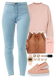 """""""ew"""" by daisym0nste ❤ liked on Polyvore featuring Acne Studios, Sophie Hulme, Kate Spade, Timex 80, Chanel, Maison Margiela and MAC Cosmetics"""