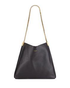 Saint Laurant, Saint Laurent Bag, Napa Leather, Hobo Bag, My Bags, Shoulder Strap, Saints, Pouch, Purses
