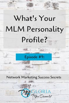 """In this podcast, I share… ⭐️ Life-changing insights into the four personality styles and how to become a Master at recognizing them to transform your business.⭐️  You'll... 🔶 Learn why you """"click"""" with some people and """"clank"""" with others 🔶 Discover what really drives you... 🔶 Get tools to identify your prospect's """"Network Marketing Personality"""" so that you can connect and """"close"""" them with ease 🔶 See how to use your own style to maximize your effectiveness and grow your business FASTER."""