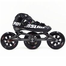 US $178.20 TLTF MFG Professional carbon patins Power skate 3x125mm wheel inline speed skates speed skating roller shoes C6 best carbon. Aliexpress product