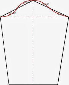 Rumah Jahit Aisha Zahran: Cara Membuat Pola Praktis Dress Sewing Patterns, Sewing Patterns Free, Sewing Tutorials, Clothing Patterns, Free Pattern, Sewing Projects For Guys, Pola Lengan, Sewing Clothes Women, Sewing Blouses