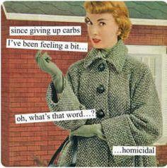 when cutting...