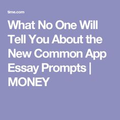 Everything you Need to Know about the Common App YouTube Financial Aid Information Available Within Common App