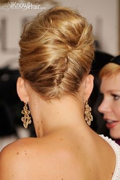 updos for thin fine hair - Google Search