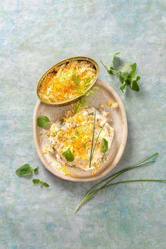 ENSALADILLA RUSA Hummus, Eggs, Breakfast, Ethnic Recipes, Ideas, Food, Olivier Salad, Salads, Essen