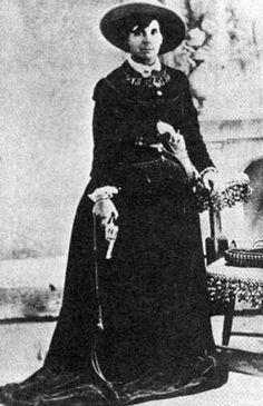 Outlaw Legend Belle Starr
