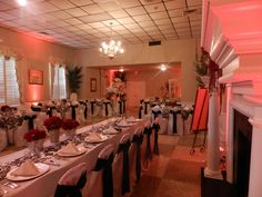 Five Star Entertainment is North Carolina's most requested event specialists. Star Wars, Party Planning, North Carolina, Pine, Table Settings, Reception, Entertainment, Club, Lighting