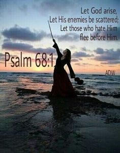Image result for psalm 68:1