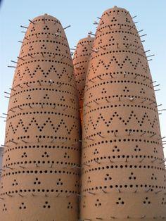 Dovecotes in Qatar