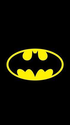 Batman logo;  iPhone Wallpaper.
