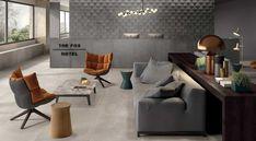 Prima materia - Kronos Ceramiche - Floor coverings in porcelain stoneware.