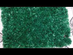 Muro inglês de papel seda. Passo a passo fácil. - YouTube
