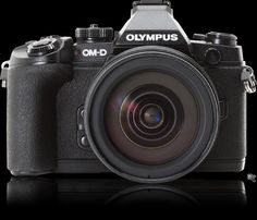 Olympus E-M1 First Impressions Review: Body Details (1 of 5) [Digital Photography Review]