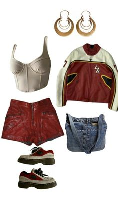 Movie Outfits, Teen Fashion Outfits, Rock Style, My Style, Slay, Shell, Fancy, Skinny, Dark