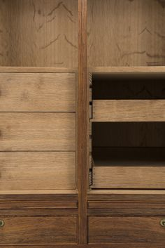 Ole Wanscher cabinet in rosewood by A.J Iversen at Studio Schalling