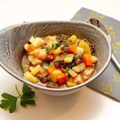 Casserole Dishes, Sweet Potato, Pork, Food And Drink, Potatoes, Chorizo, Vegetables, Ethnic Recipes, Kale Stir Fry