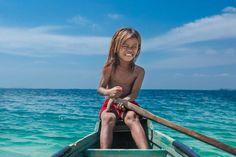 海上吉普赛人巴瑶族 生活在自己的伊甸园_高清图集_新浪网