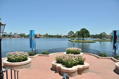 world showcase lagoon #disneyworld #epcot #april