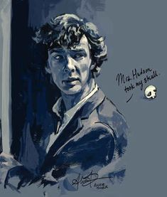 """Mrs. Hudson took my skull.""-Sherlock 