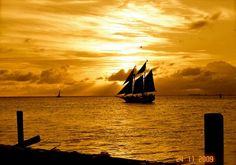 Key West - FL: Did this sunset wine and unwind sail=PERFECT for our 9yrs marriage